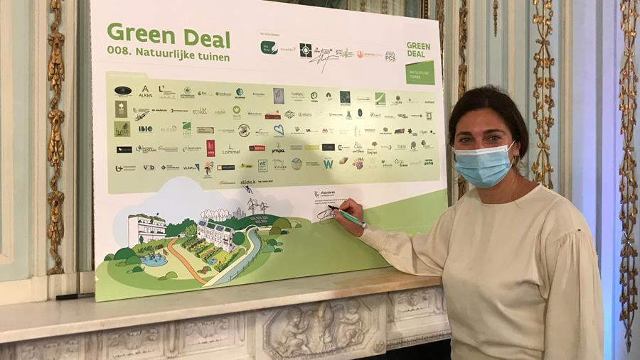Zuhal Demir Green Deal